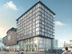 Inntel Hotel in centrum Utrecht