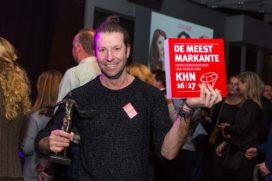 Michiel van der Eerde (Baut) is Meest Markante Horecaondernemer
