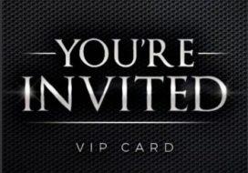 You're Invited start half februari met restaurant- en clubpas voor elite