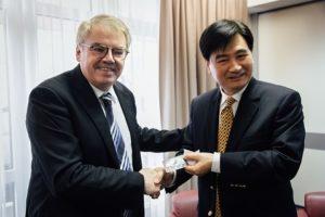 Louvre Hotels Group accepteert als eerste China's grootste creditcard