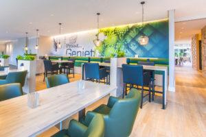 Foto's: nieuw hotelrestaurant voor Preston Palace