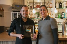 Gouden Dinercheque voor Restaurant Parels