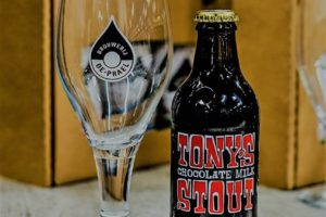 Lancering bier met chocoladesmaak: Tony's Chocolate Milkstout