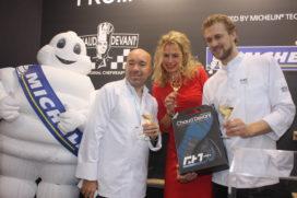 Michelin en Chaud Devant lanceren speciale schoen voor chefs