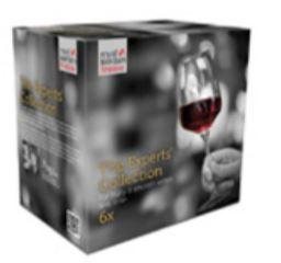 Royal Leerdam adviseert over glaskeuze bij wijn