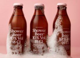 Zweedse brouwer komt met bier voor onder de douche
