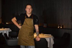 Thijs Meliefste nieuw lid van Les Patrons Cuisiniers