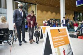 Van Rijn start campagne 'Meedoen met een handicap'