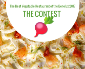 Zoektocht naar Beste Groenterestaurant Benelux