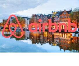 Amsterdam legt 3 ton boete op om illegale AirBnB-verhuur