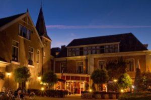 Hotelgast met valse naam klimt over schutting om rekening te ontlopen