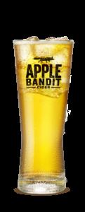 Apple Bandit cider glas