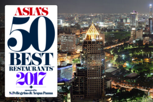 Voorbeschouwing Asia's 50 Best Restaurants