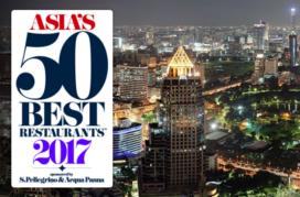 Asia's 50 Best Restaurants 2017: Brons voor Ekkebus, Anand op 1