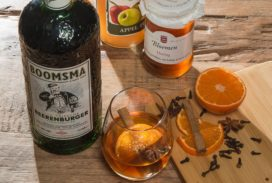 In the Mix: Wintercocktails Hot Toddy en Warming up