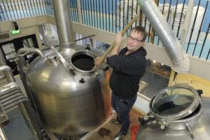 Prael: 'Gezondheidszorg betalen met bier'
