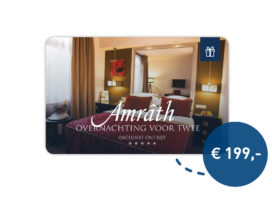 Amrâth Hotels: nieuw loyaliteitsprogramma
