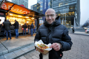 'Over 5 jaar 100 vestigingen Bram's Gourmet Frites'
