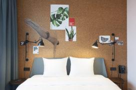 Horecainterieur: Eco-design hotel The Tire Station