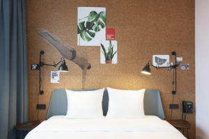 Foto's: Eco-design hotel The Tire Station