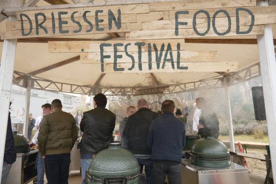 Driessen food festival battle ground 560x374