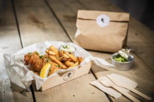 The Good Companion brengt Fish & Chips naar Nederland