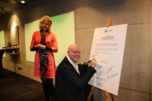 Horesca tekent Akkoord Gezonde Voeding op Scholen