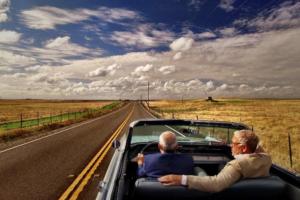 Amerikaanse wijn centraal in tv-roadtrip Hamersma en Giphart