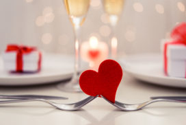 Waarom horecamensen de beste Valentijn zijn