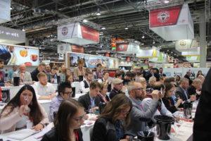 Fotoreportage ProWein: wijn, bubbels en gin