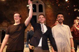 Jonathan Scheeper wint Dutch Aeropress Championship