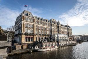 Alliance Lid: La Rive in het Amstel Hotel in Amsterdam