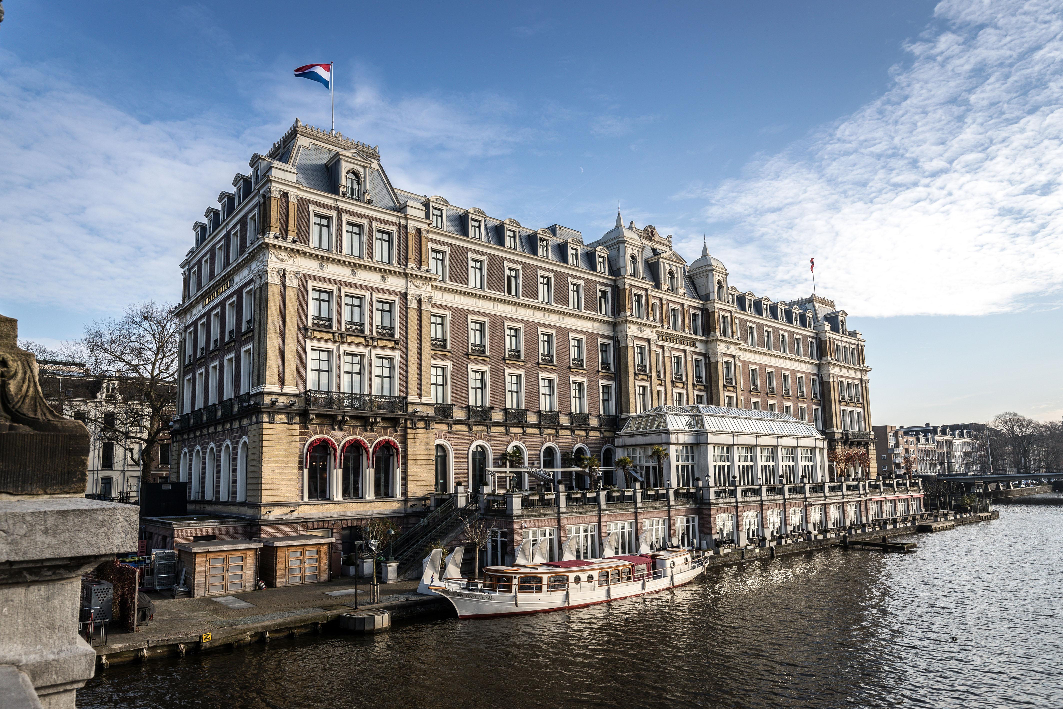Alliance gastronomique 50 jaar de jubileumacties op een - Amstel hotel amsterdam ...