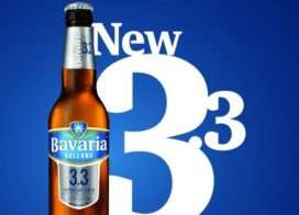 Bavaria introduceert laag alcoholisch bier: Bavaria 3.3