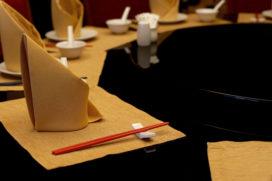 'Chinese keuken uit top 3 populairste restaurants gestoten'