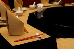 Chinese keuken uit top 3 populairste restaurants gestoten