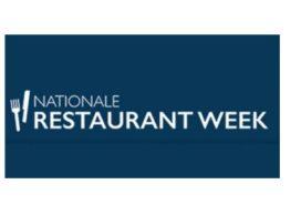 Nationale Restaurant Week: 250 miljoen omzet in 10 jaar