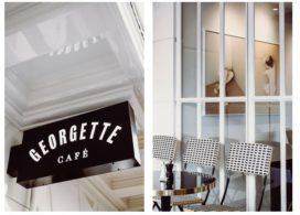 Café Georgette nieuwe telg in George-familie