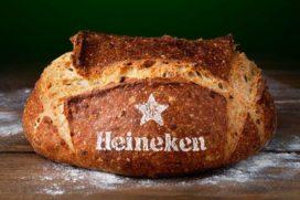 Heineken opent tijdelijke bakkerij in Amsterdam