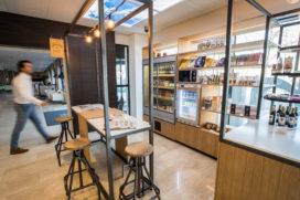 'Minibars in een hotel? Wij zeggen minishops'