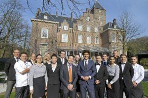 Kasteel de Wittenburg maakt doorstart: Marc Smeets drukt culinaire stempel