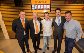 Foodclub haalt ruim €30.000 op met Foodclub KiKa-diner