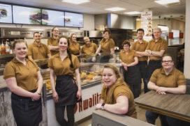 Cafetaria Tra kiest voor Kwalitaria