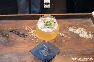 de winnende mocktail van happy drinks the battle the madonna