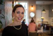 Fiona Buitenhuis, Coffeelicious: 'Ik wil 20 vestigingen'