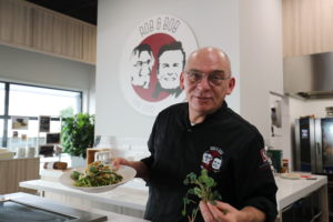 Gezonde kantine: Rob & Bob Fair Food