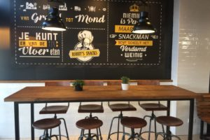 Foto's: Make-over voor Robby's Snacks in Raalte
