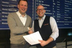 Bakx & Meijer nieuwe cateringpartner Spoorwegmuseum