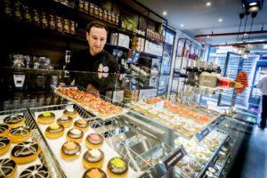 Foto's: Eerste Dunkin' Donuts van Nederland