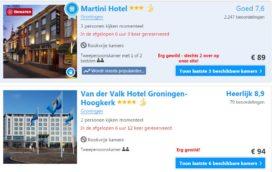 'Aanpak Booking.com en collega's werpt vruchten af'